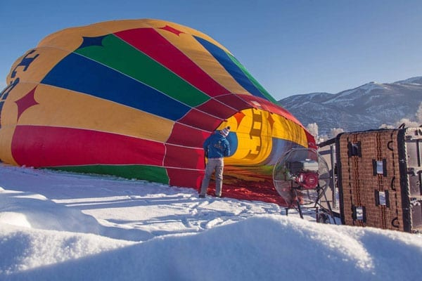 Inflating the Wild West Balloon