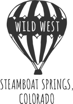 Wild West Balloon Adventures in Steamboat Springs Colorado Logo